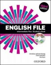 English File Third Edition Intermediate Plus Studentƒs Book with iTutor DVD-ROM