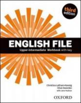 English File Third Edition Upper Intermediate Workbook with Answer Key