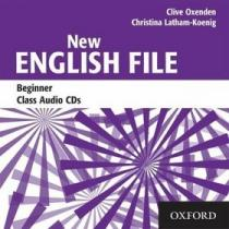 New English File Beginner Class Audio CDs