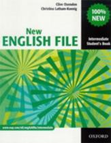 New English File Intermediate Class Audio CD