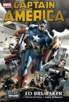 Brubaker Ed: Captain America 1