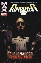 Leonardo Fernandez: Punisher Max 4: Dole je nahoře, černá je bílá
