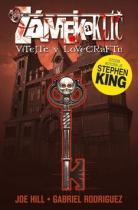 Joe Hill: Zámek a klíč Vítejte v Lovecraftu