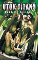Hadžime Isajama: Útok titánů 7