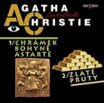 1/ Chrámek bohyně Astarté 2/ Zlaté pruty - Viola Zinková