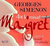4x komisař Maigret potřetí - Vladimír Brabec