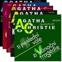 Agatha Christie Komplet 5 CD - Viola Zinková