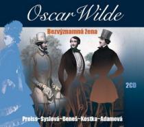 Bezvýznamná žena - Viktor Preiss, Wilde Oscar