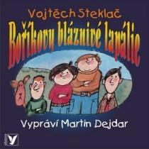 Boříkovy bláznivé lapálie - Vojtěch Steklač