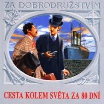 Cesta kolem světa za 80 dní - Ladislav Mrkvička