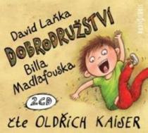 Dobrodružství Billa Madlafouska - Oldřich Kaiser