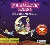Ducháčkovic rodina - Sandra Vebrová