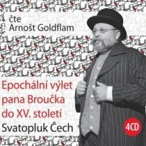 Epochální výlet pana Broučka do XV. století - Svatopluk Čech