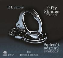 Fifty Shades Freed - Padesát odstínů svobody- Tereza Bebarová, E.L. James