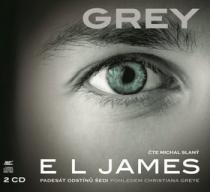Grey - E.L. James, Michal Slaný