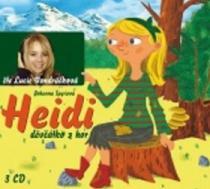 Heidi, děvčátko z hor - Lucie Vondráčková