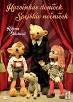 Hurvínkův deníček Spejblův nočníček - Helena Štáchová