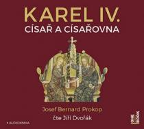 Karel IV. Císař a císařovna - Josef Bernard Prokop