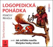 Logopedická pohádka - Šárka Kavanová