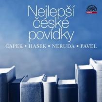 Nejlepší české povídky - Ota Pavel