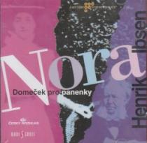 Nora Domeček pro panenky - Martin Stropnický