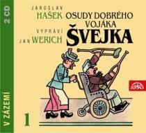 Osudy dobrého vojáka Švejka 1 - Jaroslav Hašek (audio)