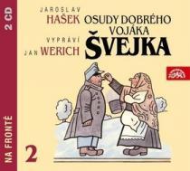 Osudy dobrého vojáka Švejka 2 - Jaroslav Hašek (audio)