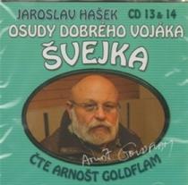 Osudy dobrého vojáka Švejka 13 a 14 - Jaroslav Hašek