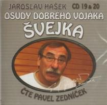 Osudy dobrého vojáka Švejka 19 a 20 - Jaroslav Hašek