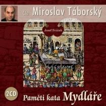 Paměti kata Mydláře - Miroslav Táborský
