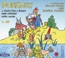 Pohádky z Jižních Čech a Šumavy aneb vyprávění kapra Jakuba - Václav Vydra