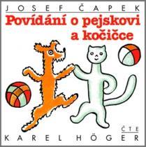 Povídání o pejskovi a kočičce - Karel Höger