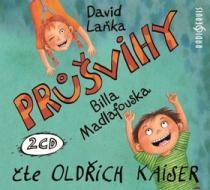 Průšvihy Billa Madlafouska - Oldřich Kaiser