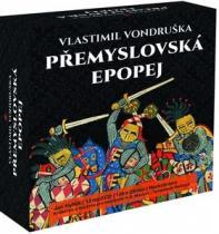 Přemyslovská epopej - Vlastimil Vondruška