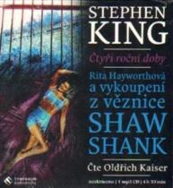 Rita Hayworthová a vykoupení z věznice Shawshank - Stephen King