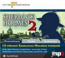 Sherlock Holmes 2 - Vladimír Brabec