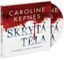 Skrytá těla - Caroline Kepnes