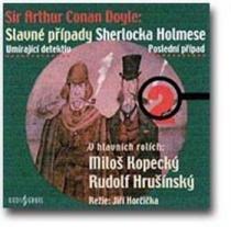 Slavné případy Sherlocka Holmese 2 - Rudolf Pellar