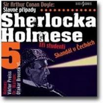Slavné případy Sherlocka Holmese 5 - Viktor Preiss