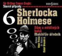 Slavné případy Sherlocka Holmese 6 - Viktor Preiss