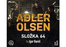 Složka 64 - Jussi Adler-Olsen