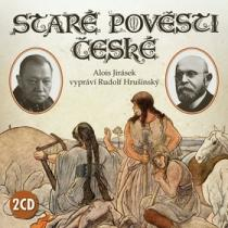 Staré pověsti české - Rudolf Hrušinský