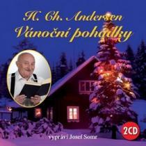 Vánoční pohádky H. CH. Andersena - Josef Somr
