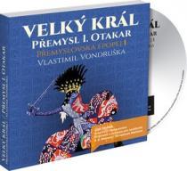 Velký král Přemysl Otakar I. - Vlastimil Vondruška