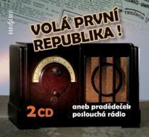 Volá první republika! - T.G. Masaryk