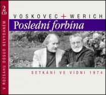 Voskovec + Werich Poslední forbína - Jiří Voskovec