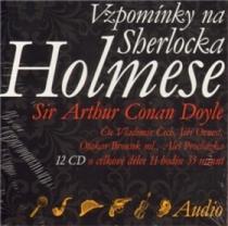 Vzpomínky na Sherlocka Holmese - Vladimír Čech