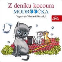 Z deníku kocoura Modroočka - Vlastimil Brodský