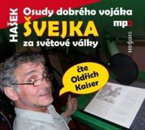 Osudy dobrého vojáka Švejka - Oldřich Kaiser