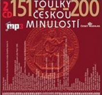 Toulky českou minulostí 151-200 - Josef Veselý